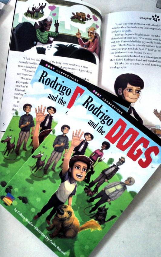 Rodrigo an the dogs